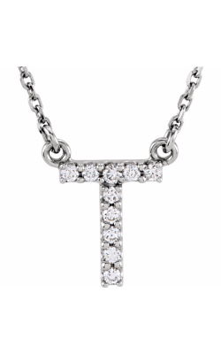 Stuller Diamond Necklace 67311-119 product image
