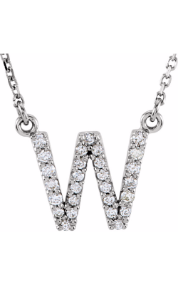 Fashion Jewelry By Mastercraft Diamond Necklace 67311-122 product image