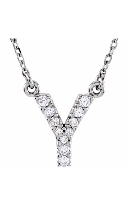 Fashion Jewelry By Mastercraft Diamond Necklace 67311-124 product image