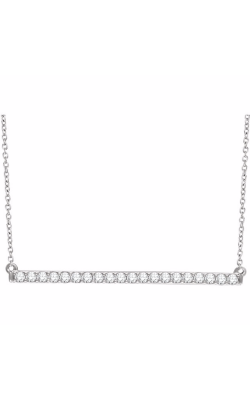 Fashion Jewelry By Mastercraft Diamond Necklace 651084 product image