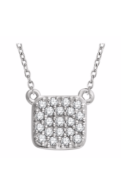 Fashion Jewelry By Mastercraft Diamond Necklace 651835 product image