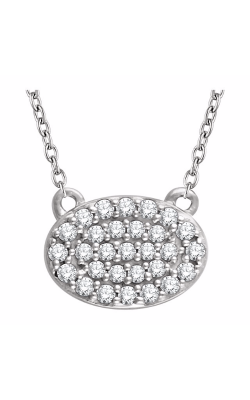 Stuller Diamond Necklace 651832 product image