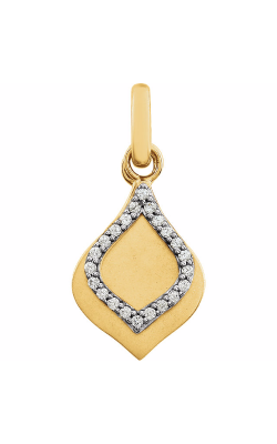 Stuller Diamond Fashion Pendant 651814 product image