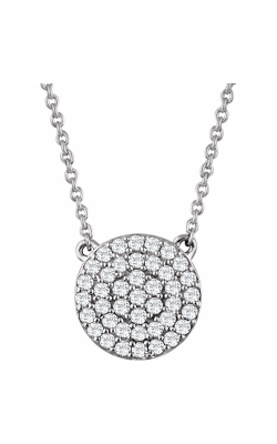 Stuller Diamond Necklace 651804 product image