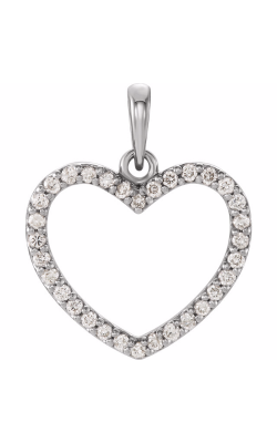 Stuller Diamond Necklace 86120 product image