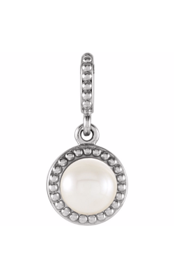 Fashion Jewelry By Mastercraft Pearl Necklace 85917 product image