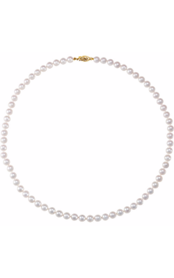 Fashion Jewelry By Mastercraft Pearl Necklace 61203 product image