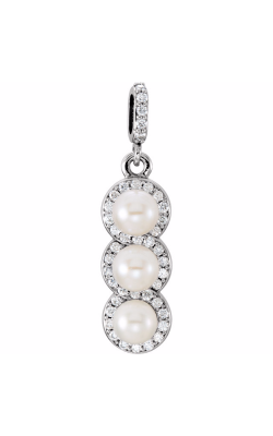 Stuller Pearl Necklace 86101 product image