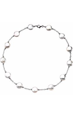 Fashion Jewelry By Mastercraft Pearl Necklace 66365 product image