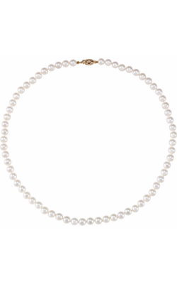 Fashion Jewelry By Mastercraft Pearl Necklace 61202 product image