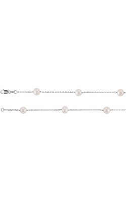 Stuller Pearl Necklace CH184 product image