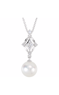 Fashion Jewelry By Mastercraft Pearl Necklace 650705 product image