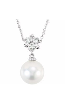 Fashion Jewelry By Mastercraft Pearl Necklace 650706 product image