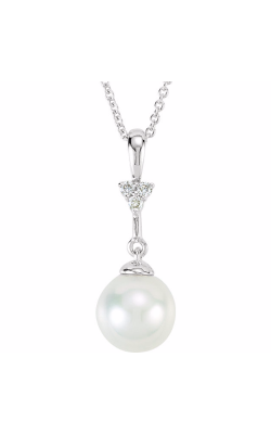 Stuller Pearl Necklace 650697 product image