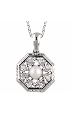 Stuller Pearl Fashion Necklace 650037 product image
