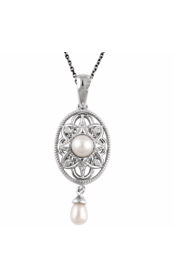 Stuller Pearl Necklace 650031 product image