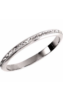 DC Women's Wedding Bands Wedding Band 121933 product image