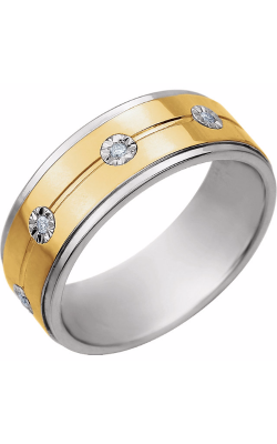 Stuller Men's Wedding Band 651730 product image