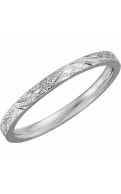 DC Women's Wedding Bands Wedding Band 51096 product image