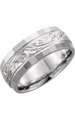 Sharif Essentials Collection Men's Wedding Bands Wedding Band 51394 product image