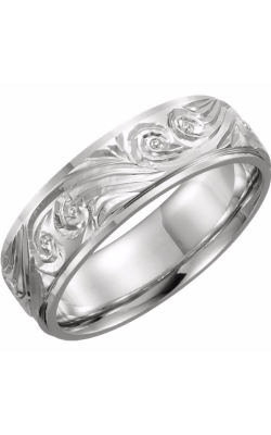 DC Men's Wedding Bands Wedding Band 51324 product image