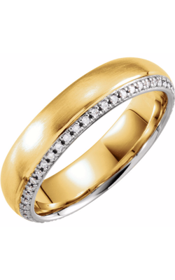 DC Men's Wedding Bands Wedding Band 122258 product image