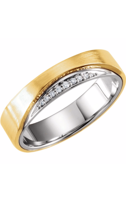 Sharif Essentials Collection Men's Wedding Bands Wedding Band 122255 product image