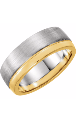 Sharif Essentials Collection Men's Wedding Bands Wedding Band 51337 product image