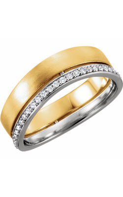 Sharif Essentials Collection Men's Wedding Bands Wedding Band 122256 product image