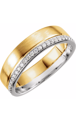 Sharif Essentials Collection Men's Wedding Bands Wedding Band 122257 product image
