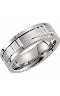 Sharif Essentials Collection Men's Wedding Bands Wedding Band T1027 product image