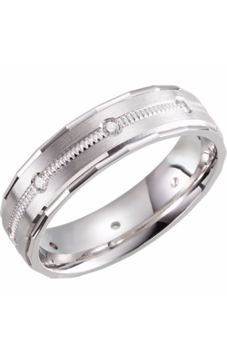 Sharif Essentials Collection Men's Wedding Bands Wedding Band 651397 product image