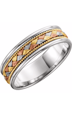 DC Men's Wedding Bands Wedding band 51295 product image