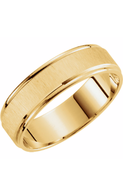 DC Men's Wedding Bands Wedding Band 51281 product image