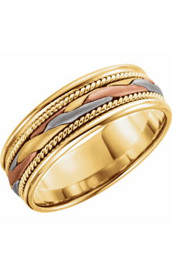 Sharif Essentials Collection Men's Wedding Bands Wedding Band 51297 product image