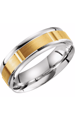 DC Men's Wedding Bands Wedding Band 51288 product image
