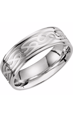 DC Men's Wedding Bands Wedding Band 51276 product image