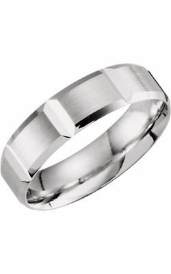 Sharif Essentials Collection Men's Wedding Bands Wedding Band 51286 product image