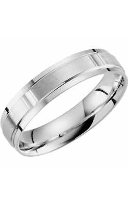Sharif Essentials Collection Men's Wedding Bands Wedding Band 51282 product image