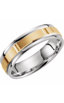 DC Men's Wedding Bands Wedding Band 51264 product image