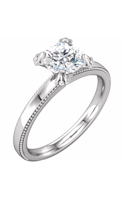 Princess Jewelers Collection Solitaire Engagement Ring 122427 product image