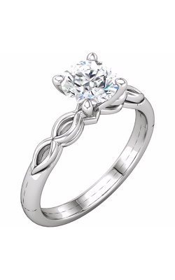 Princess Jewelers Collection Solitaire Engagement ring 122416 product image