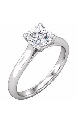 Princess Jewelers Collection Solitaire Engagement ring 122430 product image