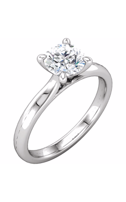 Princess Jewelers Collection Solitaire Engagement Ring 122415 product image