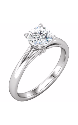 Princess Jewelers Collection Solitaire Engagement Ring 122428 product image