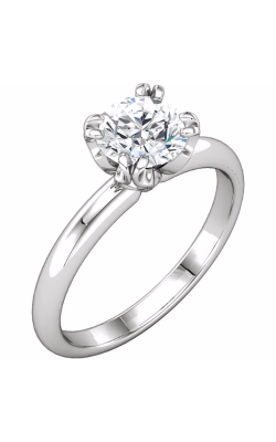 Princess Jewelers Collection Solitaire Engagement Ring 122433 product image