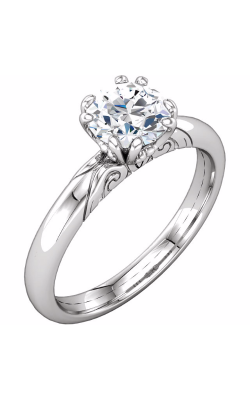 Sharif Essentials Collection Solitaire Engagement Ring 122434 product image