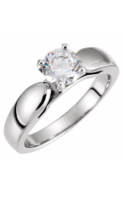 Sharif Essentials Collection Solitaire Engagement Ring 12600 product image