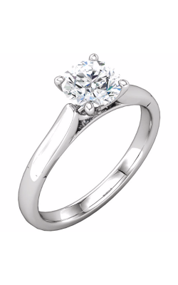 Princess Jewelers Collection Solitaire Engagement Ring 122432 product image
