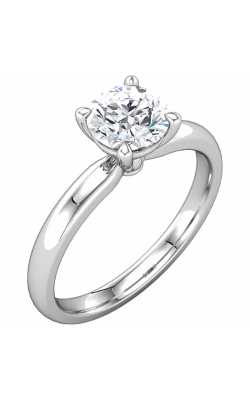 Princess Jewelers Collection Solitaire Engagement Ring 122425 product image